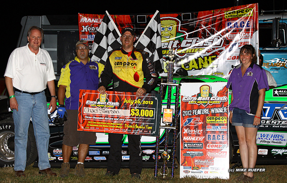 Columbus Junction (IA) United States  City pictures : Latemodelracer.com CBC at CJ Speedway 7/26 Results