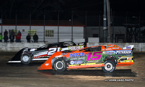 Columbus Junction (IA) United States  city photo : Latemodelracer.com CBC at Davenport Speedway 9/11 Results