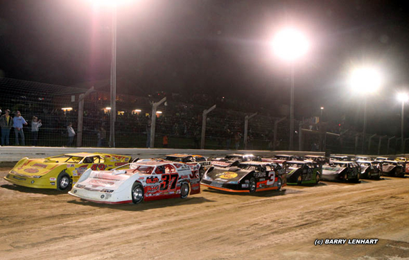 Latemodelracer Com Lucas Oil Series At Roaring Knob