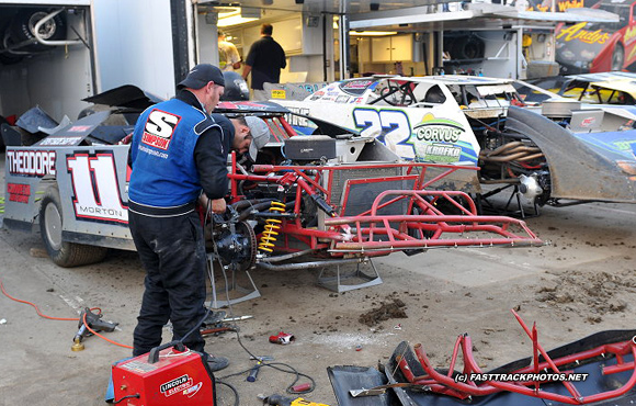 Corning (IA) United States  city pictures gallery : Latemodelracer.com MLRA at I 80 Speedway 6/29 Results