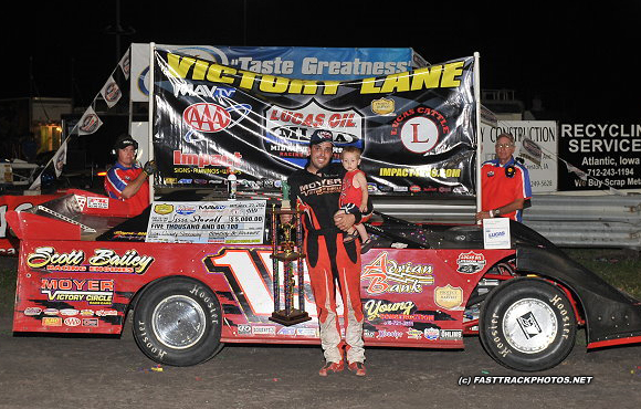 Corning (IA) United States  city photos : Latemodelracer.com MLRA at Adams County Speedway 6/30 Results