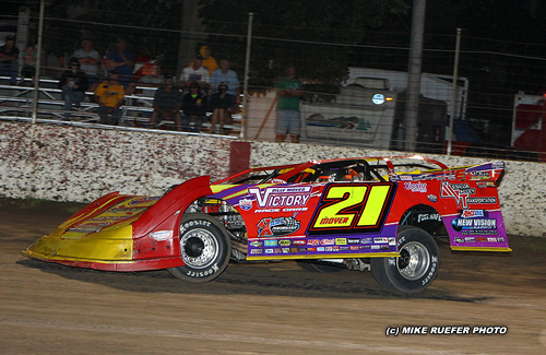 West Liberty (IA) United States  city pictures gallery : Latemodelracer.com MLRA at West Liberty Raceway 8/4 Results