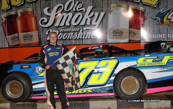 411 Motor Speedway October 19, 2013