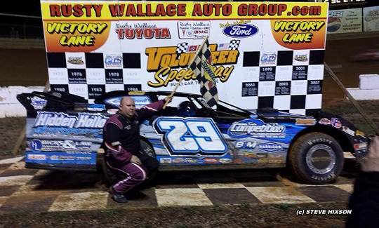 Bulls Gap (TN) United States  city images : Latemodelracer.com Volunteer Speeedway 4/5 Results
