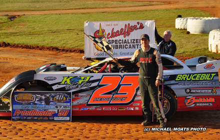 (February 28) - Ray Cook's Southern Nationals Bonus Series would present its opening event of the 2016 season at 411 Motor Speedway in Seymour, ...
